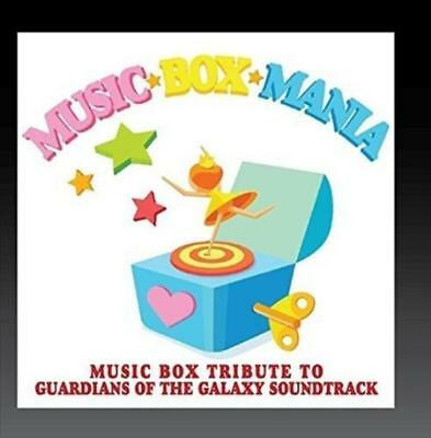 Various Artists - Music Box Tribute To Guardians Of The Galaxy Soundtrack New Cd