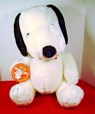 "Snoopy 14"" Jointed Plush"