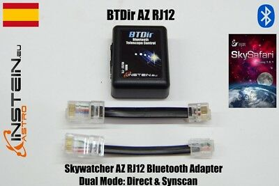 Skywatcher AZ / Dobson Bluetooth Adapter Dual Mode: Direct & SynScan - BTDir AZ