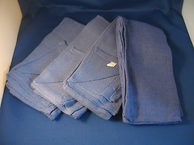 Blue towels Set of 35 New surgical towels dental surgical veterinary  LOW SHIP