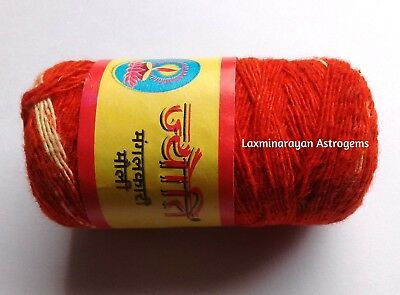 Sacred Red Thread Mauli Kalawa Hindu Religious Cotton Wrist Band Roll Pooja Moli