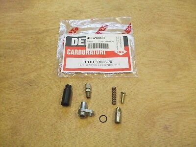 Lambretta   Dellorto  Carburettor Choke Conversion Kit -  Brand  New