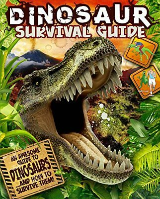 Dinosaur Survival Guide By Arcturus Publishing