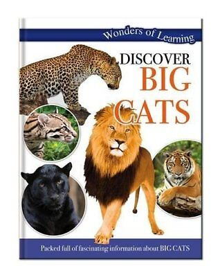 Wonders of Learning: Discover Big Cats: Wonders Of Learning Omnibus By North Pa