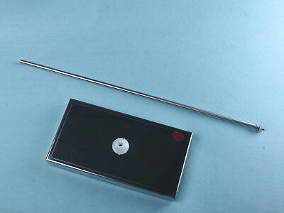 Stainless Steel Titration stand 28*15cm Rod Length 60cm Laboratory Bracket