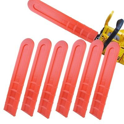 """12"""" 14"""" 16"""" 18"""" 20"""" Chainsaw Scabbard Bar Cover Protector Guide Plate Holder K6"""