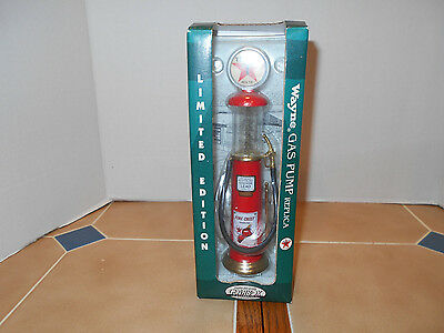GearBox diecast,Texaco Wayne gas pump,MIB,stock # 07503