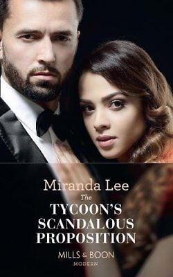 Miranda Lee - The Tycoons Scandalous Proposition