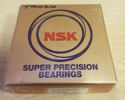 New Sealed NSK 7012A5TRV1VSULP3 Super Precision Bearings Spindle Bearing