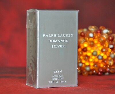 Beauty & Gesundheit Romance Silver Ralph Lauren 100 Ml After Shave Lotion Neu In Folie Original !!!