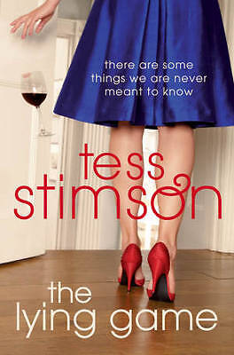 The Lying Game by Tess Stimson (Paperback) New Book
