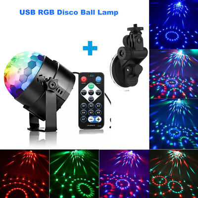 Rotating Party Floor Lamp 3 Colour Led Disco Party Light Colours