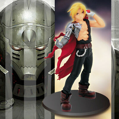 Japan Anime Fullmetal Alchemist Edward Elric Character Special Figure 16cm NoBox