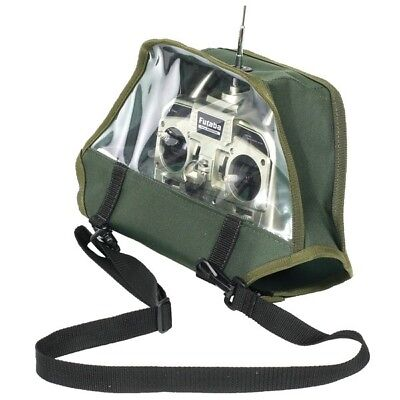 Angling Technics Transmitter Rain Cover And Neck Strap NEW Carp Fishing