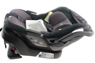 4 Moms 2000492 Black Self-Installing Infant Car Seat