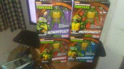 sh figuarts teenage mutant ninja turtles Set