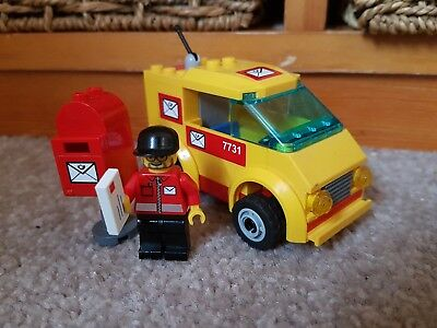 Lego City 60018 Cement Mixer Boxed Set Complete With Instructions