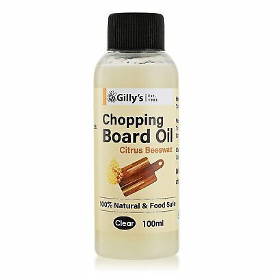Gilly's Chopping Board Oil 100ml