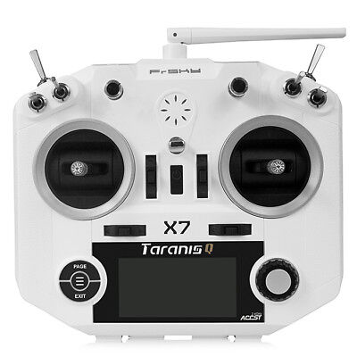 FrSky TARANIS Q X7 2.4GHz 16CH Transmitter OpenTX Firmware Flight Data Logging D