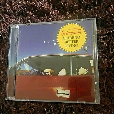 Grinspoon. Guide To Better Life Cd. 2 Discs. 16 Songs