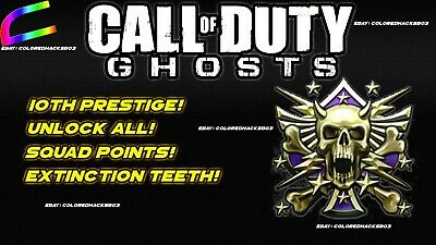 Call of Duty: Ghost ║ Ghost Recovery Mod ║ XBOX One/XBOX 360