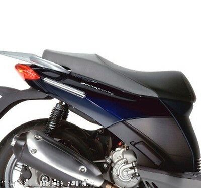 Coprisella Fodera Sella Per Aprilia Sportcity Nero Waterproof Saddle Cover