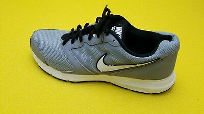 0573f957cfb MEN S NIKE DOWNSHIFTER 6 SHOES SIZE 12 stealth white black 684652 026