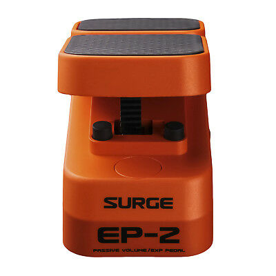 Valeton Surge EP2 Passive Volume and Expression Pedal - New