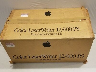 Apple Color LaserWriter Fuser Replacement Kit 100 - 120V for 12/600 PS M3867G/A
