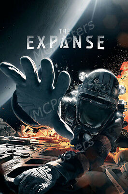 Posters USA - The Expanse TV Show Series Poster Glossy Finish - TVS709