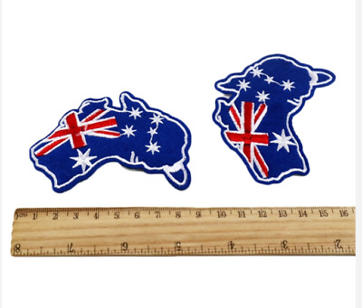 Australia embroidery patch ( 1 patch) Iron On