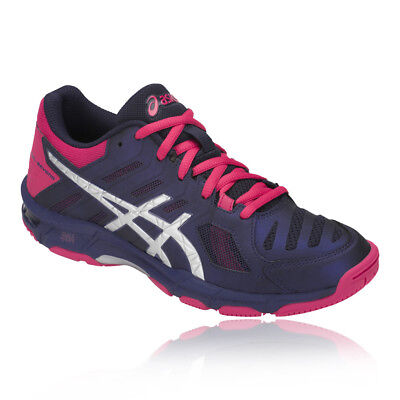 Asics Womens Gel-Beyond 5 Court Shoes Purple Sports Breathable Lightweight