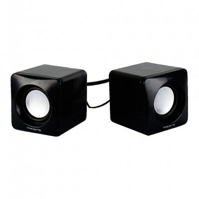 Tacens Anima AS1 Speakers 8W RMS Black