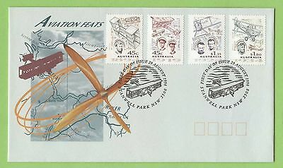 Australia 1994 Aviation Feats FDC