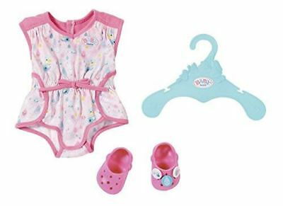 Baby Born Pyjamas With Shoes Doll Clothing Toy Set