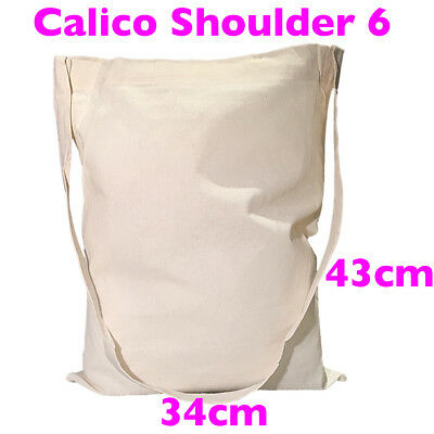 Calico Tote Bag Calico Bag Calico Shoulder Bag S6, 145gsm H43* W34cm pkts:5-200