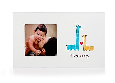 Pearhead Photo Frame, I Love Daddy (Discontinued by Manufacturer) New