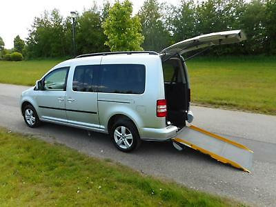 2012 Volkswagen Caddy Maxi Life 1.6 Tdi Automatic WHEELCHAIR ACCESSIBLE VEHICLE