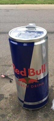 Red Bull Refrigerated Can Cooler  NEW In BOX