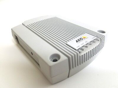 Axis P7701 Video Decoder 0319-001-01