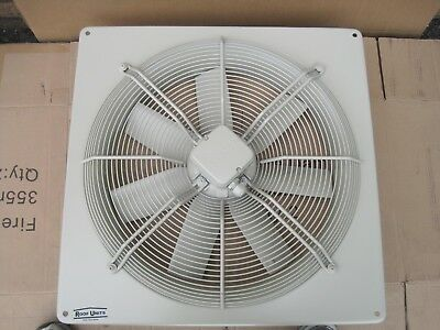 Ziehl Abegg Industrial Plate Axial Extractor Fans 230v High Quality 2Yr Warranty