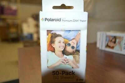 Polaroid 2x3 Inch Premium Zink Photo Paper 50 Pack M250 50 Pack