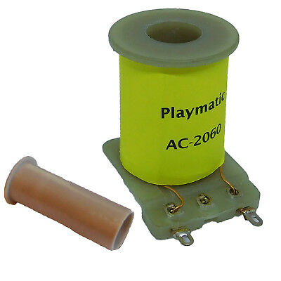 Ac-2060 Flipper Coil For Playmatic Pinball With Sleeve Bobina