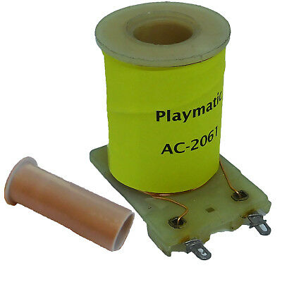 Ac-2061 Coil For Playmatic Pinball With Sleeve Bobina