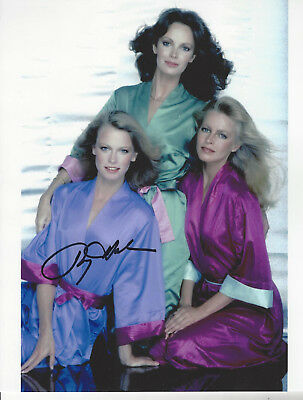 Charlie Angels Shelly Hack  Autographed 8x10 color photo