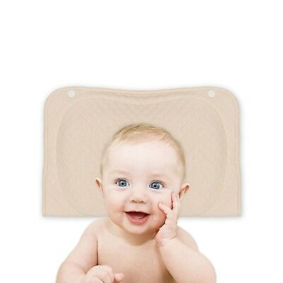 Baby Pillow for Newborn Prevent Flat Head Syndrome, Baby Memory Foam Head... New