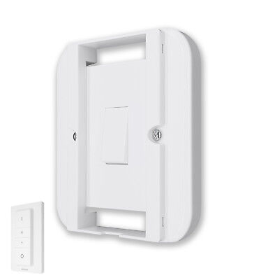 Light Switch Cover for Philips Hue Dimmer - Adapter - Converter (SM200)