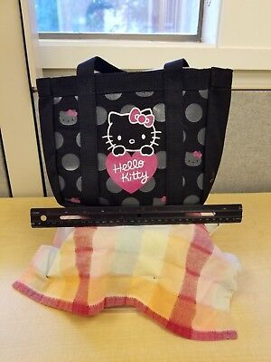 Hello Kitty Canvas TOTE BAG **NWOT**