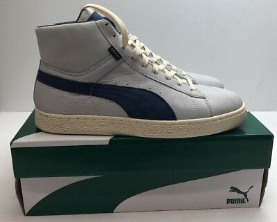 991c1159c1cc PUMA BASKET MID GTX Gore-Tex Shoes Men s Sneakers High Grey NEW 361900-01  SZ 10
