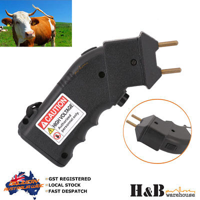 Handheld Stock prod Cattle Prodder For Small Stock Stock Defence-4000V Sale